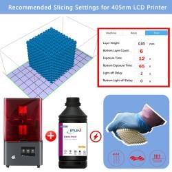 resina flex/elastica LCD/DLP 500 gr