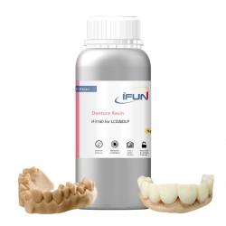Resina dentale LCD da 500 gr