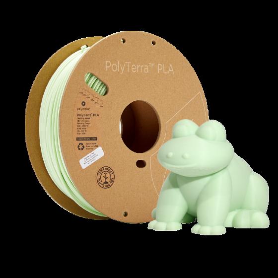 PolyTerra PLA Mint by Polymaker