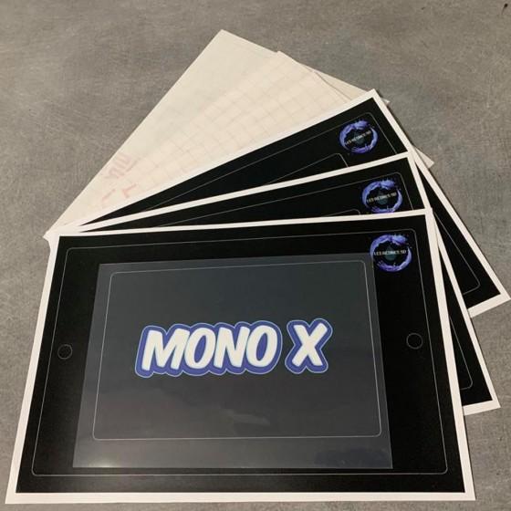 Kit de protection d'écran LCD pour imprimante 3D Anycubic Photon mono X (lot de 3 protections)