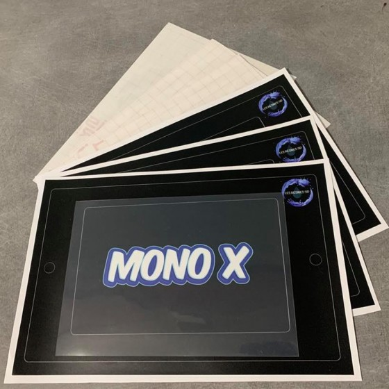 LCD Screen Protection Kit for Anycubic Mono X Resin 3D Printer