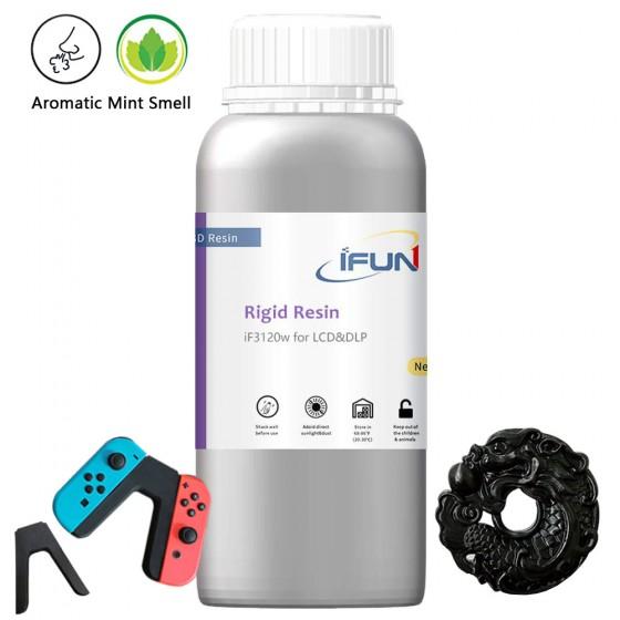 Standard rigid resin, aromatic mint smell