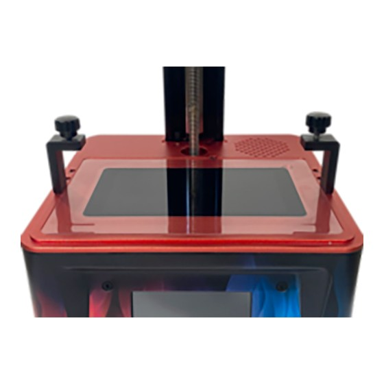 LCD Screen Protection for 5 inch or 6 inch  Resin 3D Printer (2-pack)