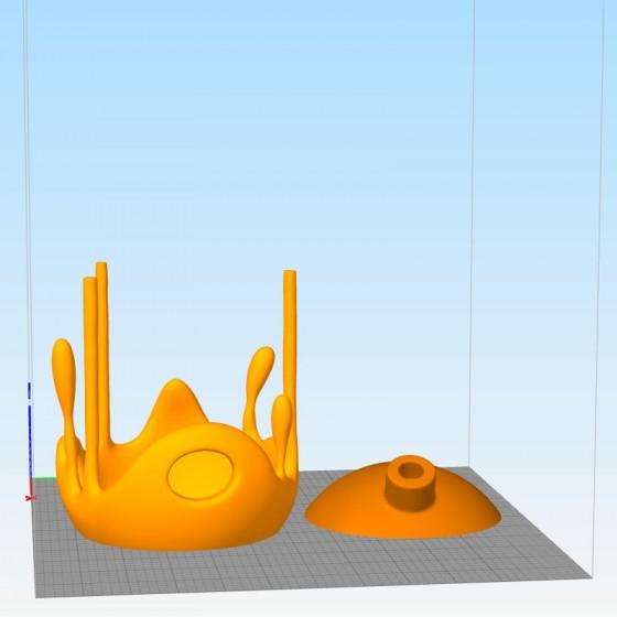 STL design Bomb