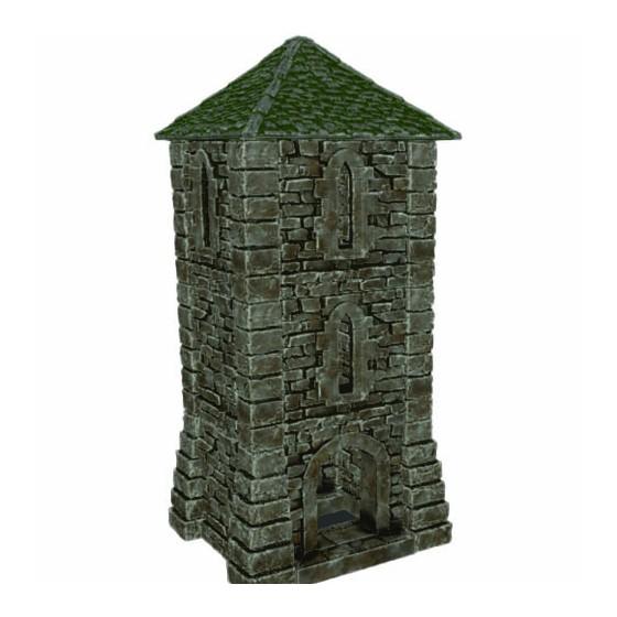 STL Torre medieval